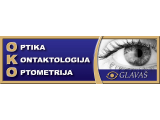 GLAVAŠ - Optika i optometrija - Novi Sad logo
